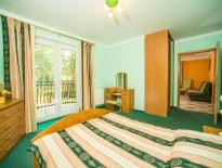 Apartament -Sypialnia
